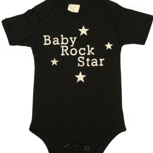 Romper 'Baby Rock Star'
