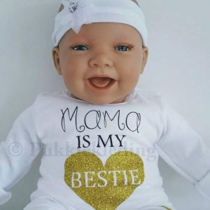 Shirt 'Mama is my BESTIE'