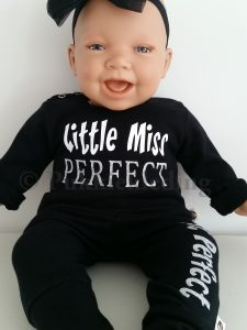 2-delige set 'Little Miss Perfect'