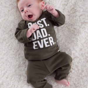 Shirt 'Best Dad Ever'